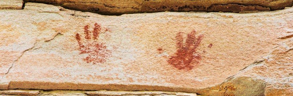 Kathleen Gleeson Counseling Iowa City Iowa Unresolved Loss handprints